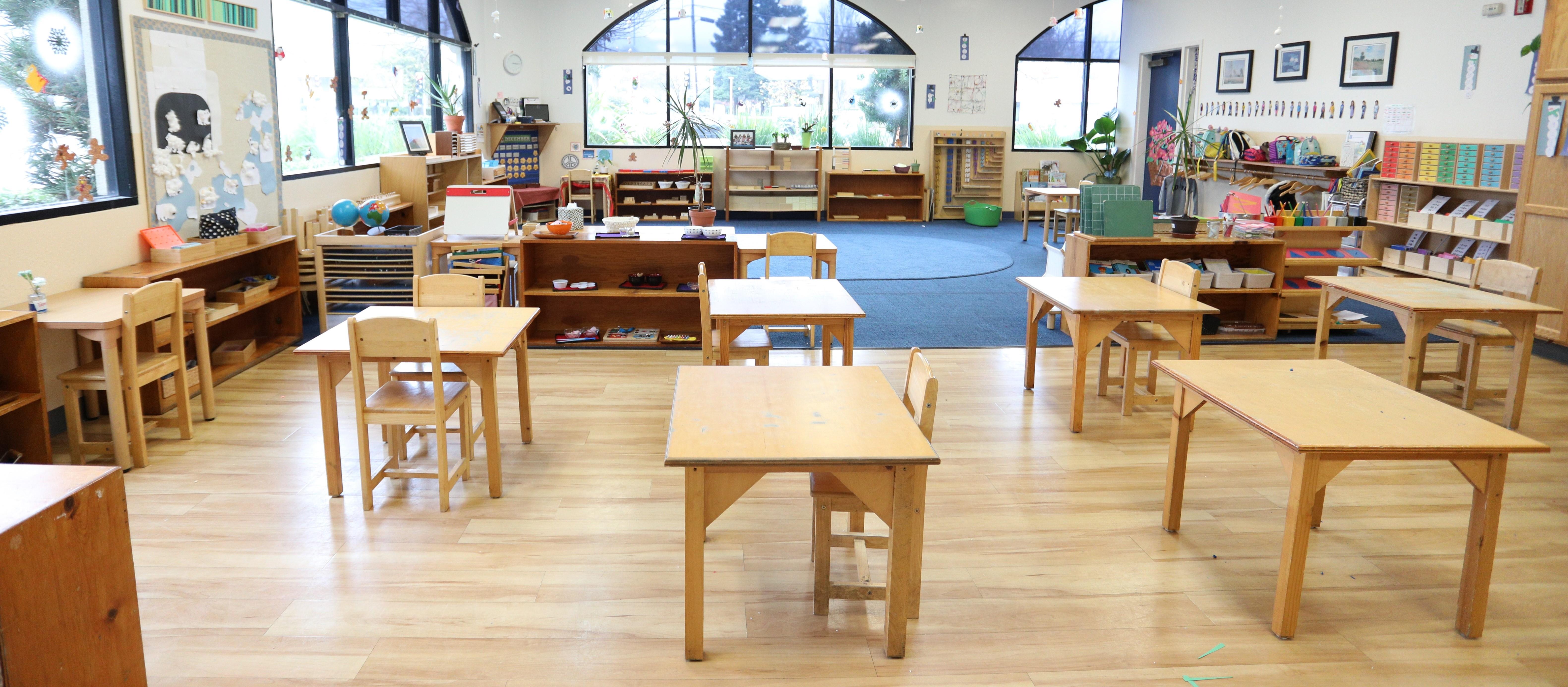 The Montessori Classroom Community - Montessori School of Silicon Valley: Milpitas Santa Clara ...