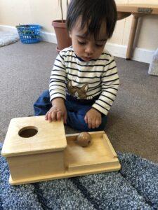 Montessori Infant Care
